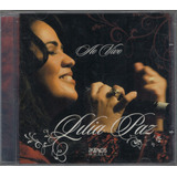 Cd Lilia Paz   Ao Vivo [original]